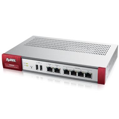 ZYXEL USG 60 (Device only) Firewall Appliance 10/100/1000, 2 WANs, 4 LAN / DMZ Ports