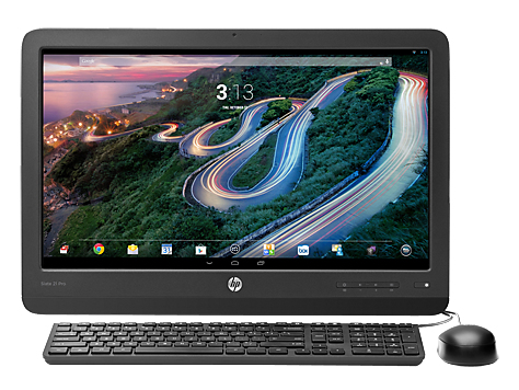 All-in-one HP Slate 21 Pro