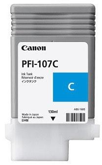 CANON PFI-107C Tinte cyan Standardkapazität 130ml 1er-Pack