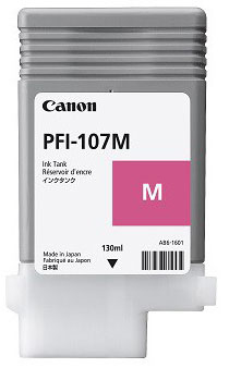 Patrone Canon PFI107 magenta imageProGraf      130ml