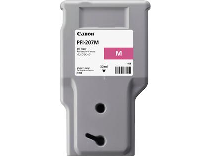 CANON PFI-207M Tinte magenta Standardkapazität 300ml 1er-Pack