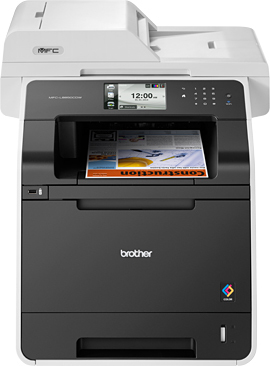 Brother MFC-L8850CDW  4-in-1