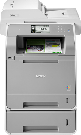 Brother MFC-L9550CDWT 4-in-1 (Speditionsversand)