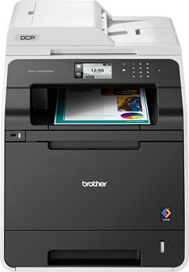 BROTHER DCP-L8400CDN MFP color laser USB 28ppm print copy scan 250Blatt Papierkassette Duplex