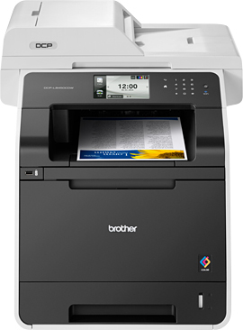 All-in-One Printer Brother DCP-L8450CDW multifunctional