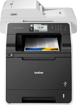 BROTHER DCP-L8450CDW MFP color laser 30ppm print copy scan 250Blatt Papierkassette Duplex