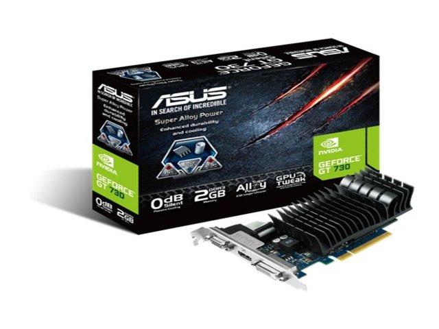 ASUS GT730-SL-2GD3-BRK             (2GB,DVI,HDMI,Passive,LP)
