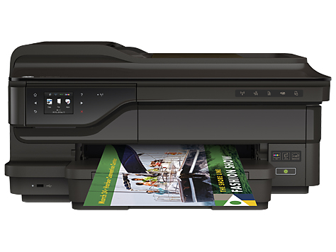 All-in-One Printer HP Officejet 7612