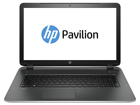 Laptop HP Pavilion 17-f055nb