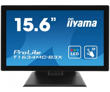 Scherm iiyama T1634MC-B3X touch screen-monitor