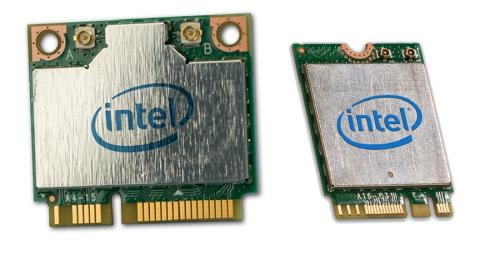 INTEL Dual Band Wireless-AC 7260 2x2 AC+BT HMC