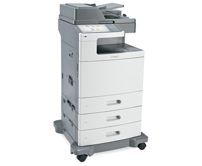 All-in-One Printer Lexmark XS795dte