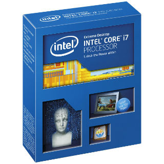 INTEL Core i7-5960X 3,0GHz LGA2011 20MB Cache Boxed CPU