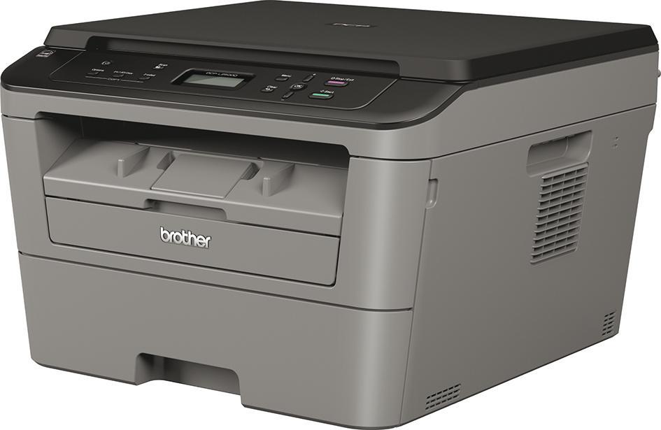 BROTHER DCP-L2500D MFP A4 monolaser 26ppm print scan copy 250 Blatt Papierkassette Duplex