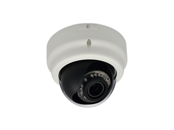 LEVEL ONE FCS-3064 Fixed Dome Network Camera 5 Megapixel PoE 802.3af Day and Night IR LEDs WDR