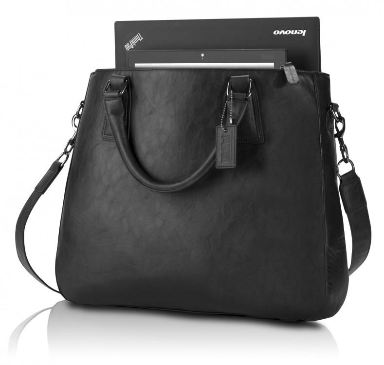 LENOVO ThinkPad Executive Leather Tote