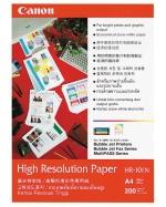 CANON HR-101 high resolution Papier inkjet 110g/m2 A4 50 Blatt 1er-Pack