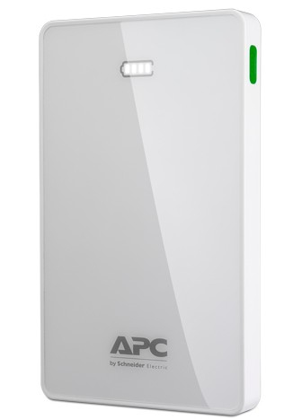 APC Mobile Power Pack  10000mAh Li-polymer  White