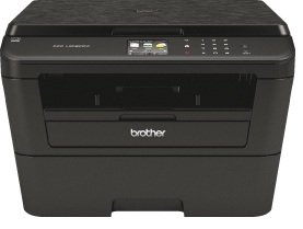 BROTHER DCP-L2560DW A4 MFP mono laser 30ppm print scan copy 250Blatt Papierkassette Duplex