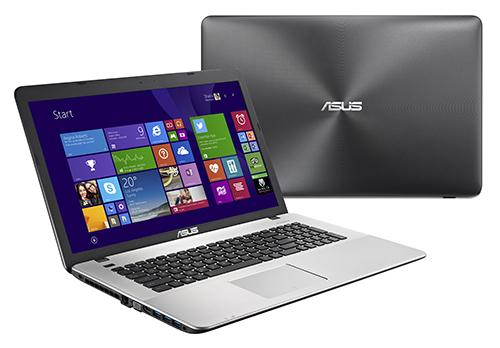 Laptop ASUS X751LDV-TY152H-BE