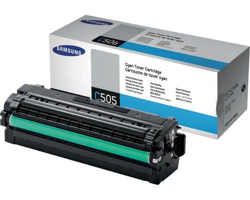 Samsung Toner CLT-C505L Cyan