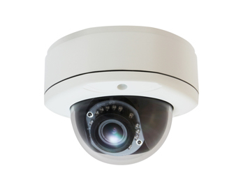 LEVELONE FCS-3082 Fixed Dome Network Camera 3-Megapixel Outdoor PoE 802.3af Day & Night IR LEDs WDR