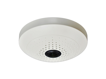 LEVELONE FCS-3094 Panoramic Dome Network Camera 10-Megapixel PoE 802.3af Day & Night WDR