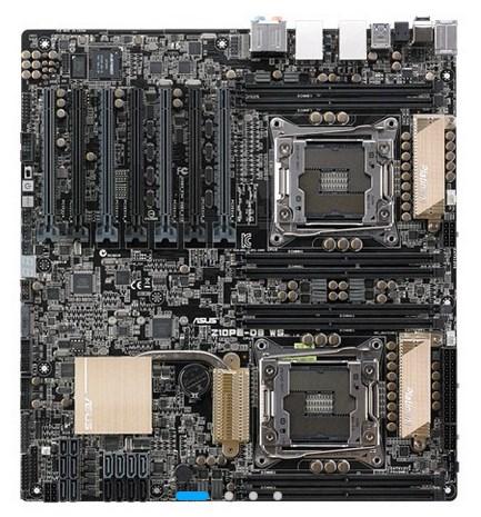 ASUS Z10PE-D8 WS LGA2011 Intel C612 8 DDR3 max. 64GB PCI-E USB EEB
