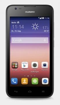 Smartphone Huawei Ascend Y550 4GB Zwart 4G