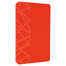 TARGUS EverVu iPad Air 2015 Tablet Case Fiesta Red w/o magnetic on-off