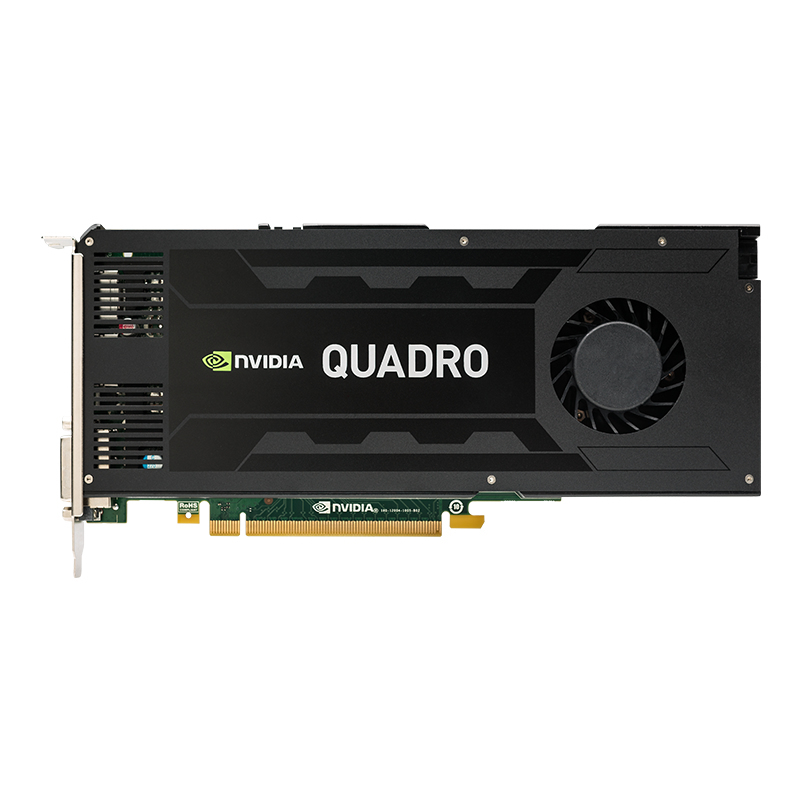 HP Quadro K4200             (4GB,DDR5,active,DVI,2xDP)