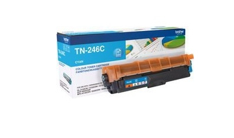 BROTHER TN246C Toner cyan 2200Seiten HL-3152CDW,-3172CDW