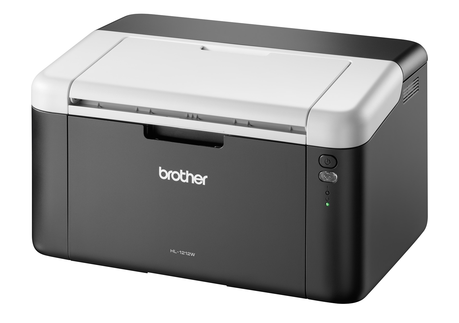 BROTHER HL-1212W A4 monochrom Laserdrucker 20ppm 2400x600pi 150 Blatt Papierzufuhr WLAN