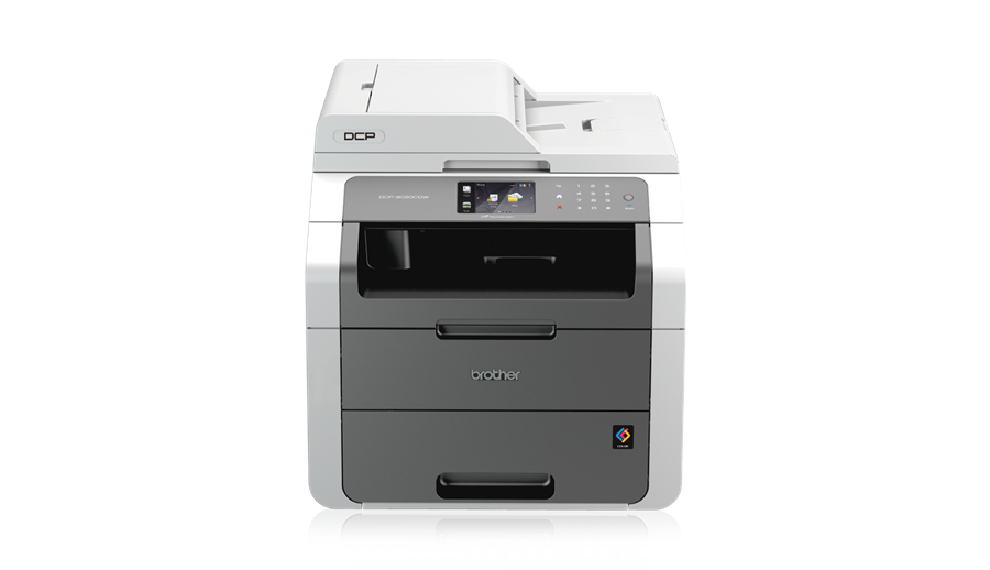 BROTHER DCP-9022CDW DCP A4 Farblaser 18ppm print scan copy
