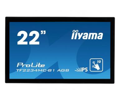 IIYAMA 55.9cm (21,5) TF2234MC-B1AGB 16:9  M-Touch DVI black