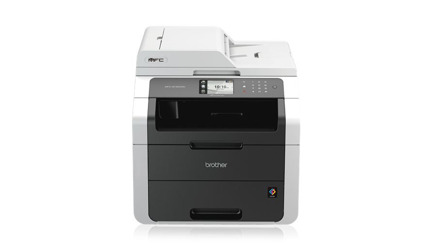 BROTHER MFC-9142CDN MFC A4 Farblaser 18ppm print scan copy fax (AT)