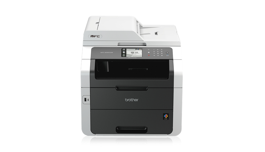 BROTHER MFC-9332CDW MFC A4 LED color 22ppm print scan copy fax WLAN (AT)