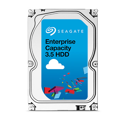 6TB Seagate Enterprise Capacity ST6000NM0124