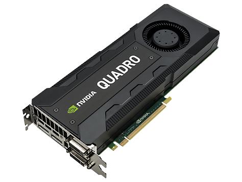 FUJITSU NVIDIA Quadro K5200 8GB