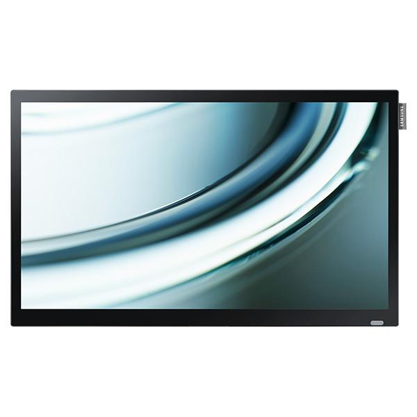 SAMSUNG DB22D-P 55,8cm 22Zoll Smart LFD 16:9 1920x1080 250cd/m2 1000:1 14ms AD-PLS HDMI DVI WiFi schwarz