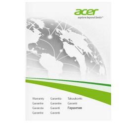 ACER Advantage 3 Jahre Carry In fuer TravelMate und Extensa inkl. 1.Jahr ITW Virtual Booklet (P)