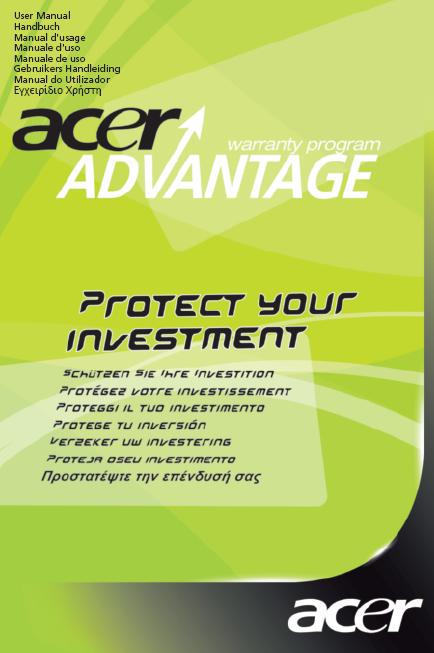 ACER Advantage 4 Jahre Carry-in fuer Veriton 2xx/4xx/Extensa Virtual Booklet (P)