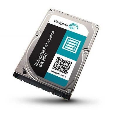 SEAGATE Enterprise Performance 10K 900GB TurboBoost HDD 512Emulation 10000rpm 128MB cache SAS 12Gb/s 6,4cm 2,5Zoll BLK