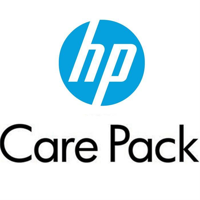 HP eCarePack 5Jahre VOS Vor-Ort Service NBD next business day Laserjet 4350 5200 Serie