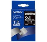 BROTHER P-Touch TZE-355 weiss auf schwarz 24mm