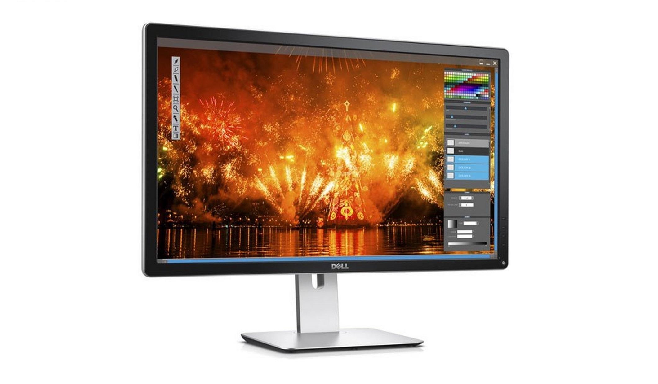 60cm/24 (3840x2160) Dell P2415Q DP mDP HDMI 4K Pi