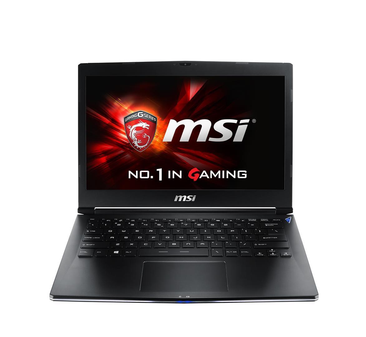 MSI GS30 2M-007NL - Gaming Laptop