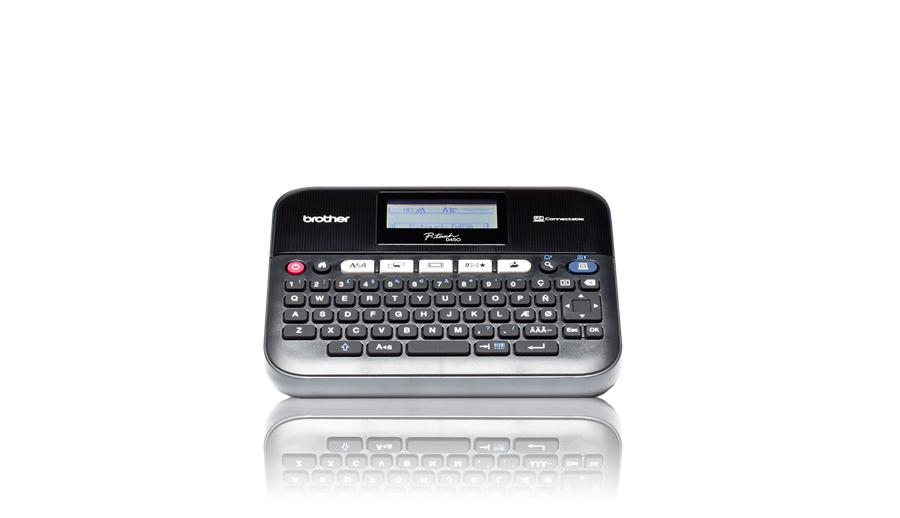 BROTHER P-touch D450VP Beschriftungsgeraet