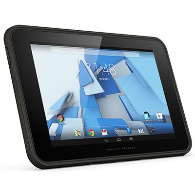 HP ProSlate 10 EE G1 Intel Atom Z3735F 25,6cm 10,1Zoll WSVGA BV UMA 1GB 16GB/eMMC WLAN BT WWAN Android 1J Gar. (DE)
