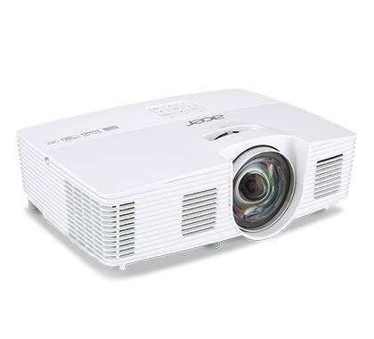 ACER H6517ST DLP Projektor 3000 ANSI Lumen Kurzdistanz FullHD 1920x1080 10000:1 HDMI/MHL HDMI 1.4a D-Sub Cinch-Video